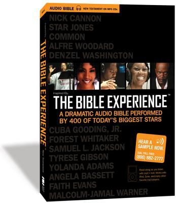 Inspired By...the Bible Experience New Testament-TNIV