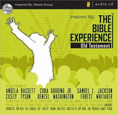 Inspired By...the Bible Experience Old Testament-TNIV 9780310938576