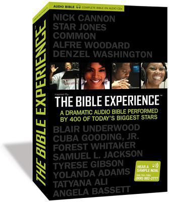 Inspired By...the Bible Experience-TNIV 9780310926306