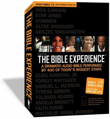 Inspired By...the Bible Experience-TNIV 9780310941552