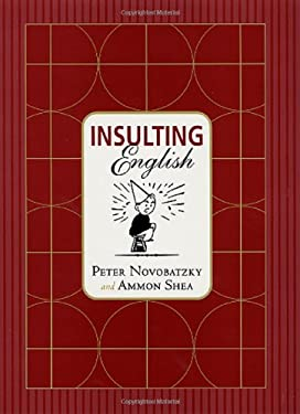 Insulting English 9780312272081