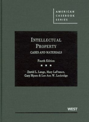 Intellectual Property, Cases and Materials, 4th 9780314906861