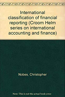 International Classification of Financial Reporting 9780312419912