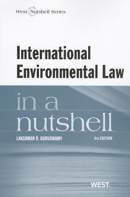 International Environmental Law in a Nutshell 9780314268174