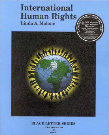 International Human Rights [With CDROM] 9780314263681