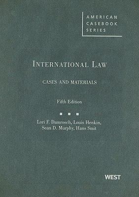 International Law: Cases and Materials 9780314191281