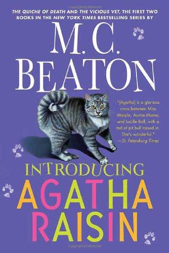 Introducing Agatha Raisin: The Quiche of Death/The Vicious Vet 9780312544539