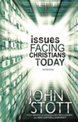 Issues Facing Christians Today 9780310252696