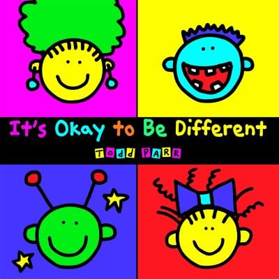 It's Okay to Be Different 9780316043472