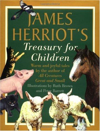 James Herriot's Treasury for Children 9780312085124