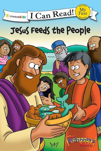 Jesus Feeds the People 9780310717799