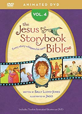 Jesus Storybook Bible Animated DVD, Vol. 4 9780310738466