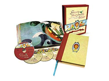 The Jesus Storybook Bible Collector's Edition 9780310736424