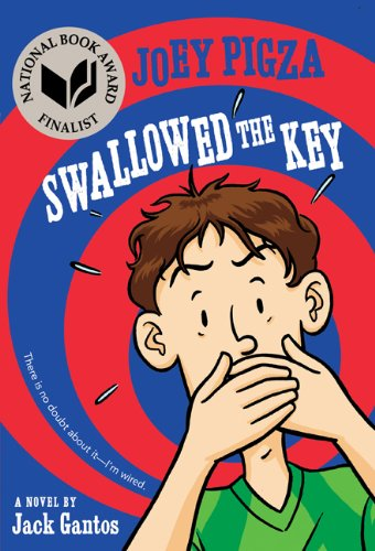Joey Pigza Swallowed the Key 9780312623555