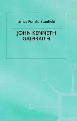 John Kenneth Galbraith 9780312161514