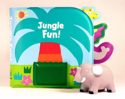 Jungle Fun! [With Elephant Bath Toy] 9780316065269