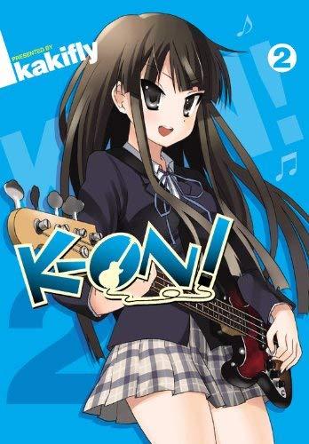 K-On!, Volume 2 9780316119405