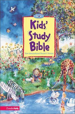 Kid's Study Bible-NIRV 9780310708018