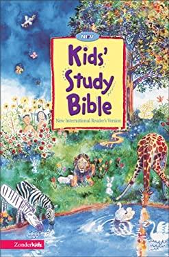 Kid's Study Bible-NIRV 9780310708025