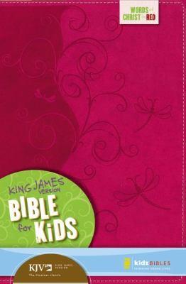 Kids Bible-KJV 9780310719977