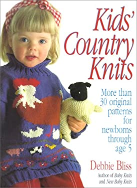 Kids' Country Knits 9780312098377