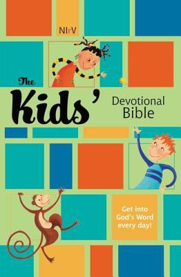 Kids' Devotional Bible-NIRV 9780310712435