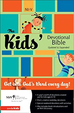 Kids' Devotional Bible-NIRV 9780310712442