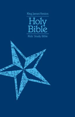 Kids Study Bible-KJV 9780310718598