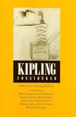 Kipling Considered (9780312261573) photo