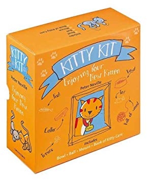 Kitty Kit: Enjoying Your New Kitten [With Book of Kitty Care and Bowl, Ball, Mouse]