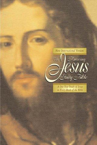 Knowing Jesus Bible 9780310921264