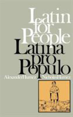 Latin for People / Latina Pro Populo 9780316381499