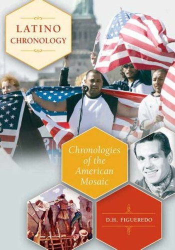 Latino Chronology: Chronologies of the American Mosaic 9780313341540