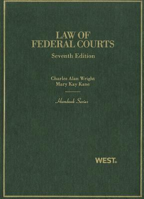 Law of Federal Courts 9780314927071