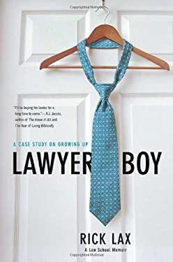 Lawyer Boy: A Case Study on Growing Up 9780312373351
