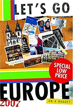 Let's Go Europe: On a Budget 9780312360962