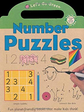 Let's Go Green Number Puzzles 9780312507336