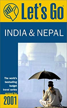 Let's Go India & Nepal: The World's Bestselling Budget Travel Series 9780312246785