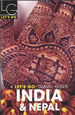 Let's Go India & Nepal 8th Ed 9780312320065