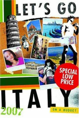 Let's Go Italy: On a Budget 9780312360979