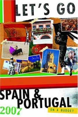 Let's Go Spain & Portugal: On a Budget 9780312360894