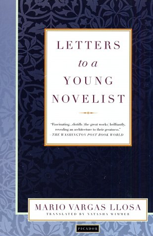 Letters to a Young Novelist 9780312421724