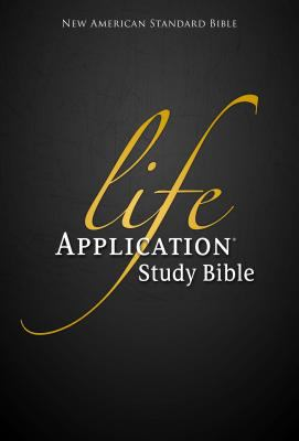Life Application Study Bible-NASB 9780310900955