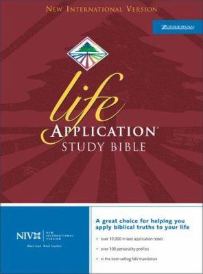 Life Application Study Bible-NIV 9780310919896