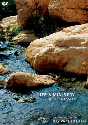 Life and Ministry of the Messiah: 8 Faith Lessons 9780310279624