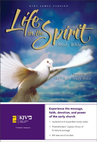 King James Life in the Spirit Study Bible: Formerly Full Life Study 9780310927570
