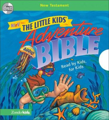 NIRV Little Kids Adventure Audio Bible Vol 3: Volume 3