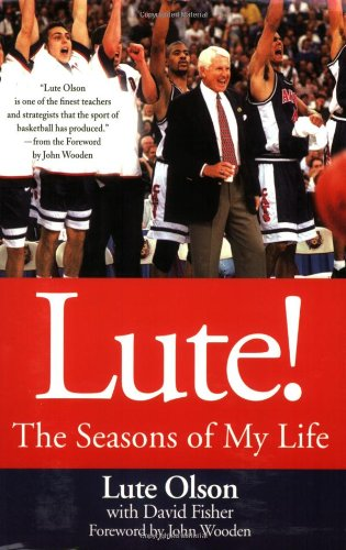 Lute!: The Seasons of My Life 9780312359423