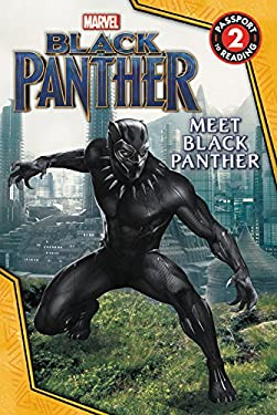 MARVEL's Black Panther: Meet Black Panther: Level 2 (Passport to Reading)