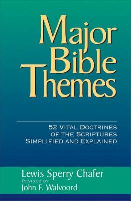 Major Bible Themes 9780310223900